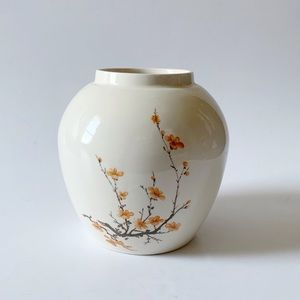Gorgeous Bristol pottery vase